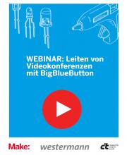 Leiten von Videokonferenzen mit BigBlueButton