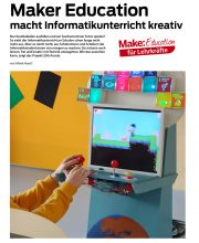 Maker Education in den Unterricht bringen