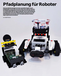 Pfadplanung mit Lego EV3